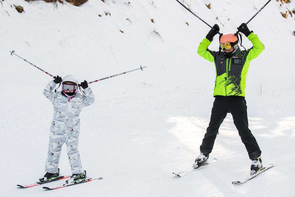 Cursuri Ski Copii Poiana Brașov